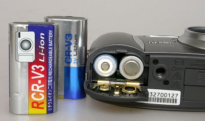 PowerVision Rechargeable CR-V3 Battery